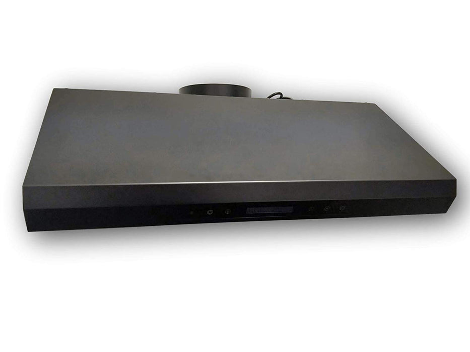 MaxAir Under the Cabinet Range Hood with up to 900 CFM on 8 inches Round Vent