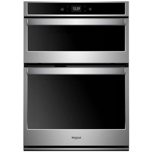 "Whirlpool 30"" 6.4 Cu. Ft. Self-Clean Electric Combination Oven"