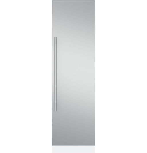 "Monogram ZKCSC244 24"" Fully Integrated Refrigerator or Freezer-Door Panel Kit in Euro Stainless Steel - Refrigerator - Monogram - Topchoice Electronics"