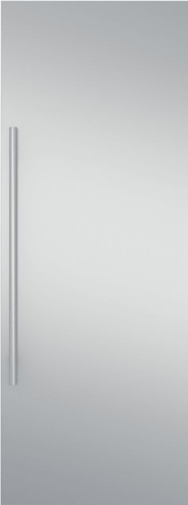 "Monogram ZKCSC304 30"" Fully Integrated Refrigerator-Door Panel Kit in Euro Stainless Steel"