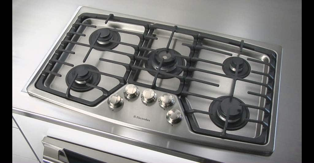 Electrolux EW36GC55PS 36'' Gas Cooktop - Stainless Steel