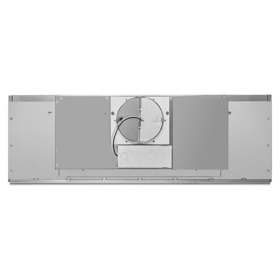 "KitchenAid KXU2836JSS 36"" Slide-Out Hood in Stainless Steel"