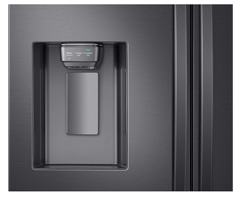 Samsung RF28R6201SG/AA French Door Refrigerator with Twin Cooling Plus in Black Stainless steel