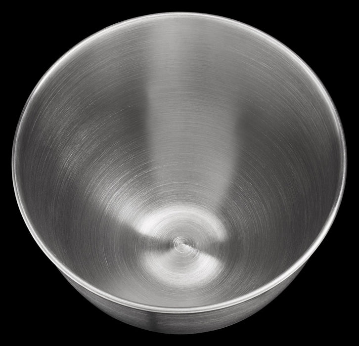KitchenAid KSM35SSB 3.5 Quart Brushed Stainless Steel Bowl - Attachments - KitchenAid - Topchoice Electronics
