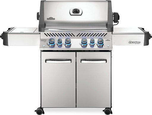 Napoleon P500RSIBPSS-3 PRESTIGE® 500 RSIB with Infrared Side and Rear Burners In Stainless Steel