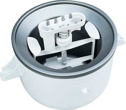 KitchenAid KICA0WH Ice Cream Maker - White