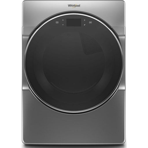 Whirlpool YWED9620HC 7.4 Cube Feet Smart Front Load Electric Dryer In Chrome Shadow