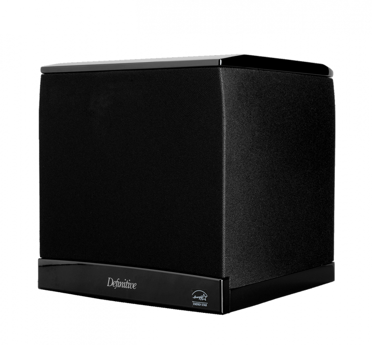 Definitive Technology SuperCube 4000 Subwoofer with 1200W Amp Wireless-ready - Individual