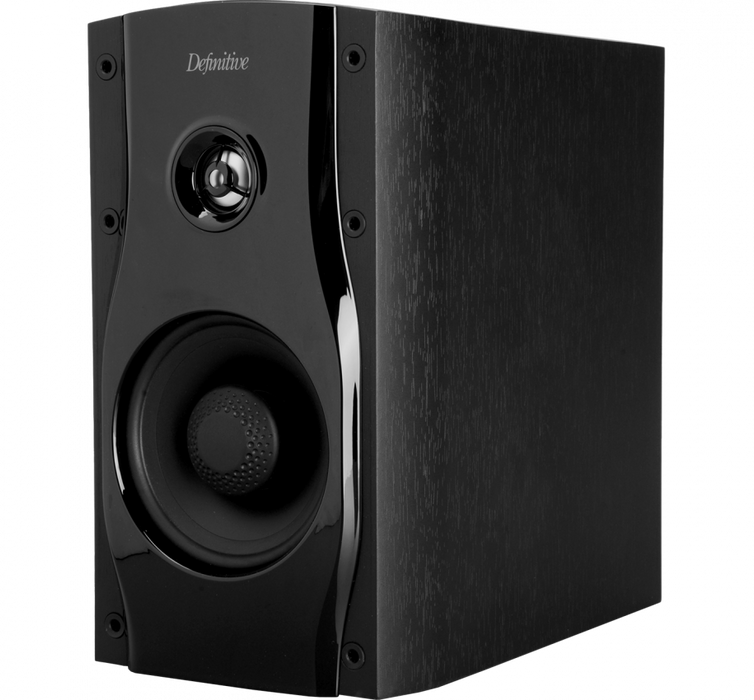 Definitive Technology Studio Monitor 45 Bookshelf Speaker - Individual