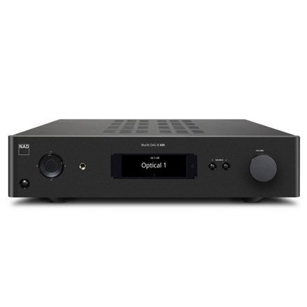 NAD - C 658 BluOS Streaming DAC/Preamplifier