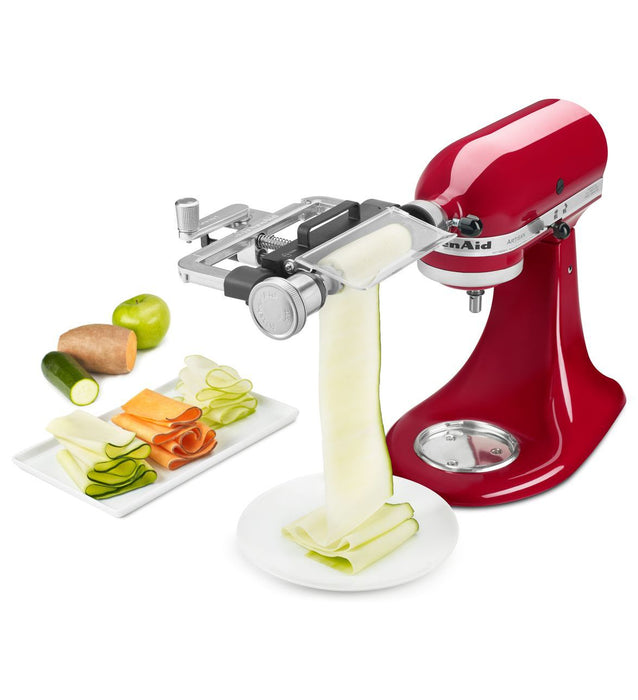 KitchenAid Vegetable Sheet Cutter Attachment - KSMSCA - Attachments - KitchenAid - Topchoice Electronics