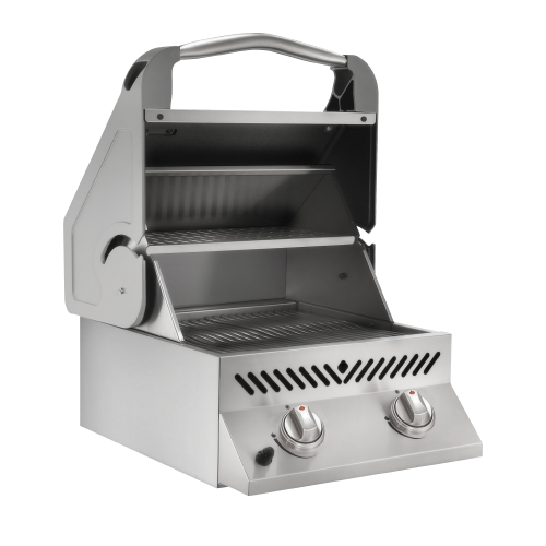 Napoleon Built-in SIZZLE ZONE Head with Two Infrared Burners - BBQ Grill Heads - Napoleon - Topchoice Electronics