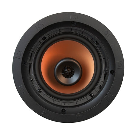Klipsch Pivoting 6.5 inch 2 Way In-ceiling Speaker with Titanium Tweeter - Speakers - Klipsch - Topchoice Electronics