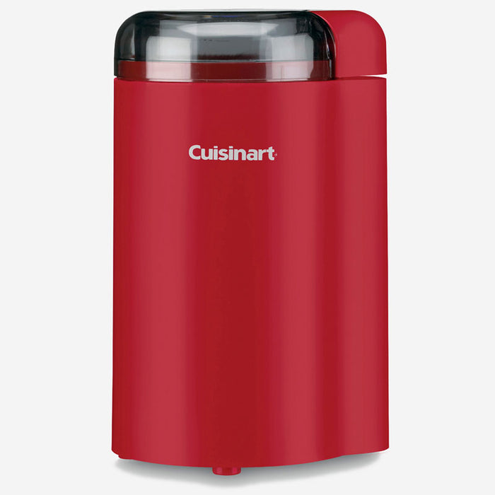 Cuisinart DCG-20NRC Coffee Bar Coffee Grinder - Red