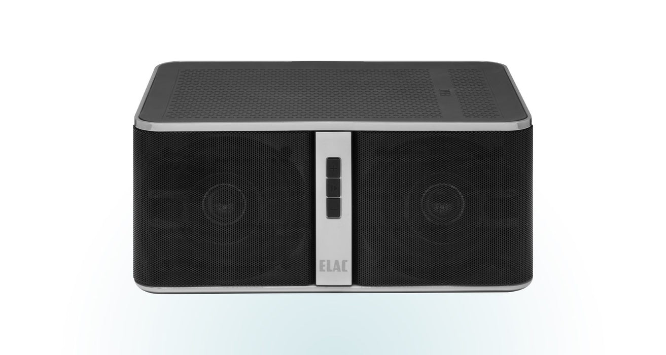 ELAC ELECTRONICS Discovery Z3 Wireless Powered Speaker - DS-Z31W-G - (Each) - A V Components - ELAC - Topchoice Electronics