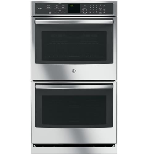 "GE Profile 30"" Built-In Double Wall Oven with Convection - Wall Oven - GE Profile - Topchoice Electronics"