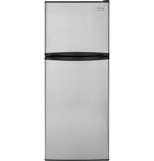 Haier HA12TG21SS 11.5 Cu. Ft. Top Freezer Refrigerator