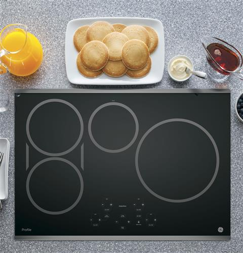 "GE PROFILE 30"" Built-In Touch Control Induction Cooktop - Cooktop - GE Profile - Topchoice Electronics"