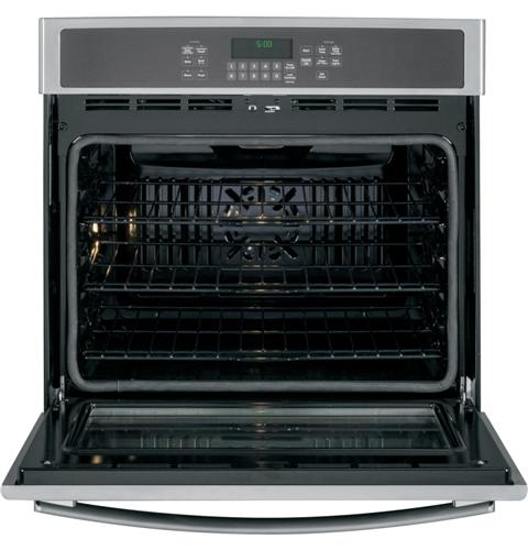 "GE JCT5000SFSS 30"" Built-In Single Convection Wall Oven - Stainless Steel - Wall Oven - GE - Topchoice Electronics"
