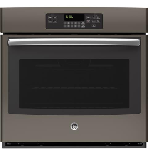 "GE JT3000EJES 30"" Built-In Single Wall Oven - Slate - Wall Oven - GE - Topchoice Electronics"