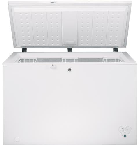 GE FCM11PHWW 10.6 Cu. Ft. Manual Defrost Chest Freezer - White - Freezer - GE - Topchoice Electronics
