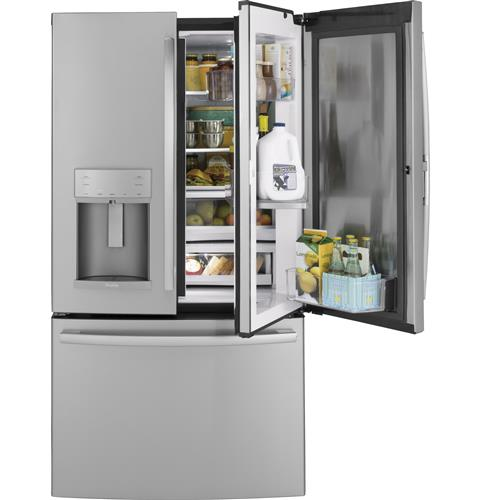GE Profile 22.2 Cu. Ft. Counter-Depth French-Door Refrigerator - Refrigerator - GE Profile - Topchoice Electronics