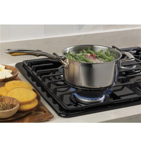"GE 30"" Built-In Gas Cooktop - Cooktop - GE - Topchoice Electronics"