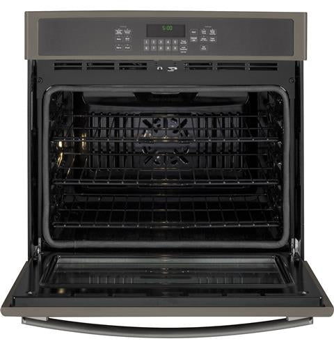 "GE JT5000EJES 30"" Built-In Single Convection Wall Oven - Slate - Wall Oven - GE - Topchoice Electronics"