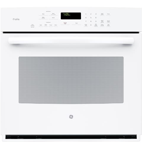 "GE Profile 30"" Built-In Single Convection Wall Oven - Wall Oven - GE Profile - Topchoice Electronics"