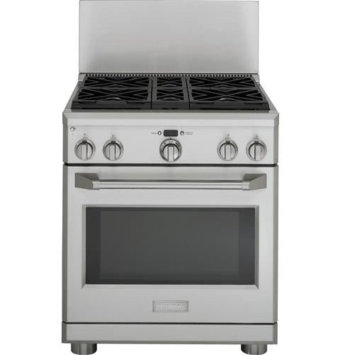 Monogram ZX12B30PSS 12-Inch High Professional Stainless Steel Backsplash