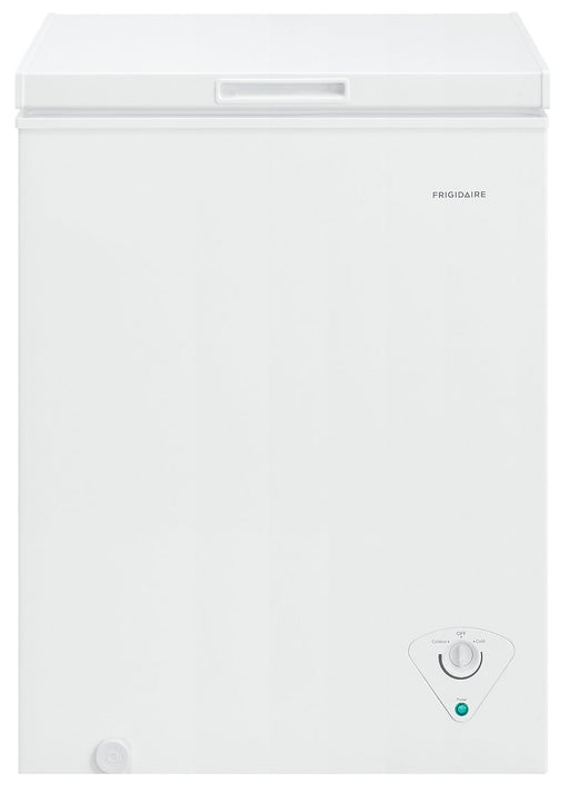 Frigidaire FFCS0522AW 5 Cube Feet Chest Freezer In White