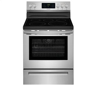 Frigidaire CFEF3056US 30'' Electric Range in Stainless Steel