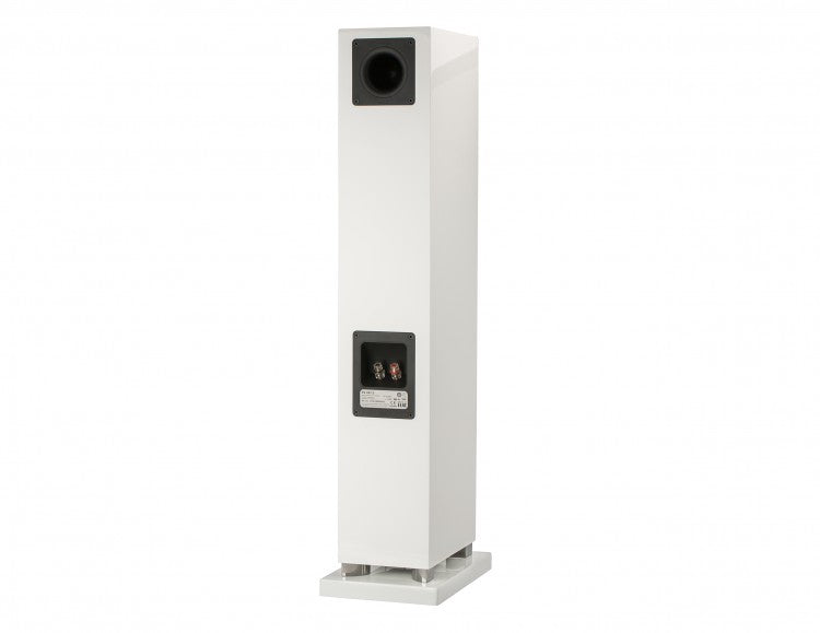 ELAC LINE 240.3 Series Floorstanding Speaker - White High Gloss - FS247.3-GW (Each) - Special Order - Speakers - ELAC - Topchoice Electronics