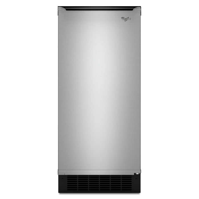 Whirlpool Gold 15-inch Ice Maker with Reversible Door