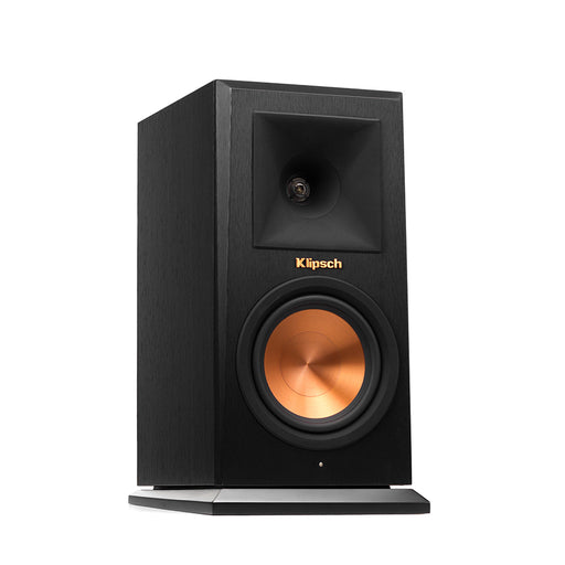 Klipsch REFERENCE PREMIERE WIRELESS BOOKSHELF SPEAKER -  RP-140WM - Ebony Color