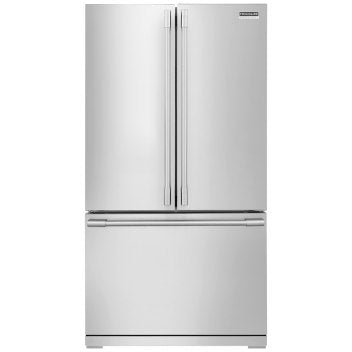 Frigidaire Professional FPBG2277RF 22.6 Cu. Ft. French Door Counter-Depth Refrigerator - Stainless Steel - Smudge Proof - Refrigerator - Frigidaire Professional - Topchoice Electronics