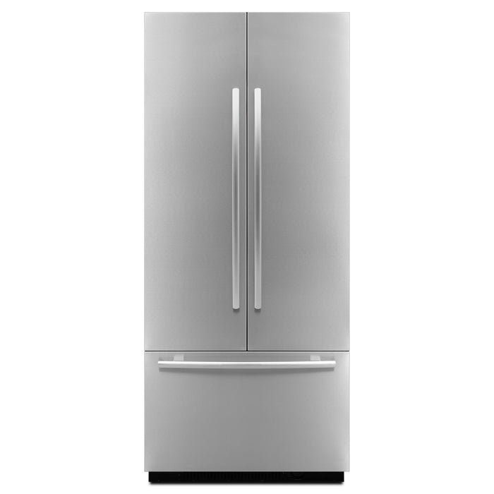 Jenn-Air 36-Inch Built-In French Door Refrigerator