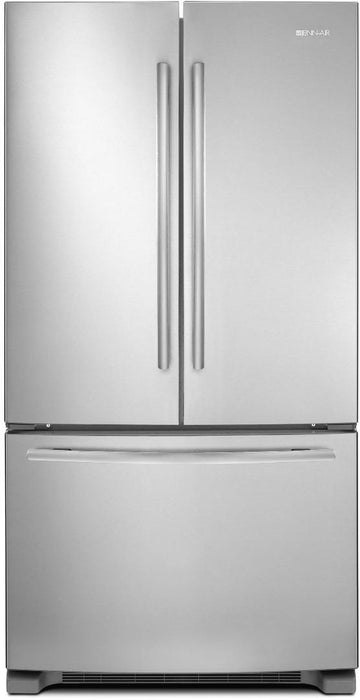 "Jenn-Air JFC2089BEM 69"" Counter-Depth, French Door Refrigerator with Internal Water/Ice Dispensers - Euro Style Stainless Steel - Refrigerator - Jenn-Air - Topchoice Electronics"