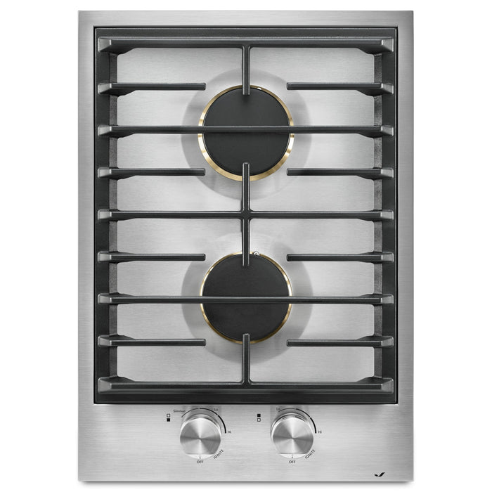 "Jenn-Air 15"" 2-Burner Gas Cooktop"