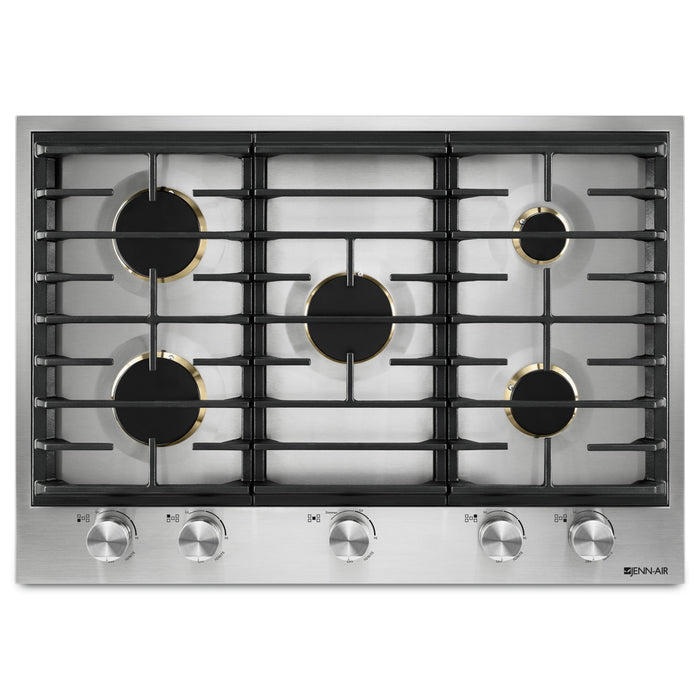 "Jenn-Air 30"" 5-Burner Gas Cooktop"