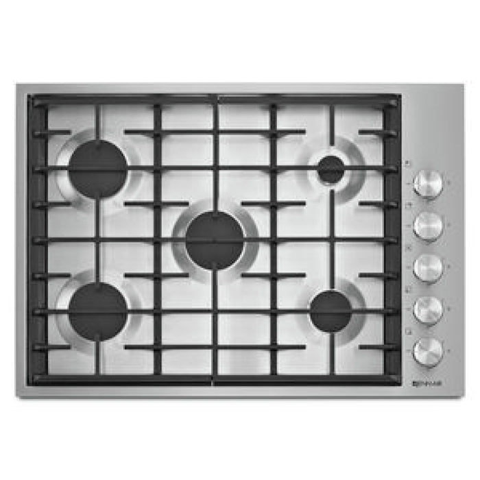 "Jenn-Air 30"", 5-Burner Gas Cooktop"
