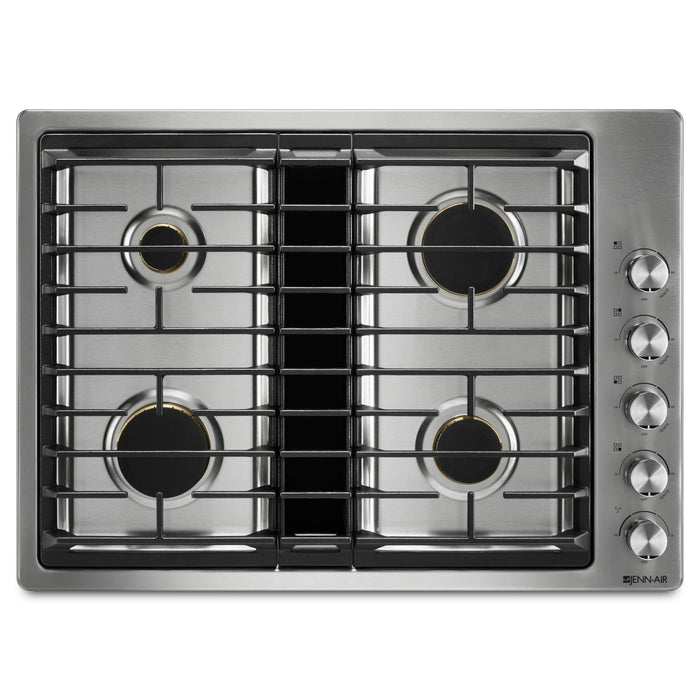 "Jenn-Air 30"" JX3 Gas Downdraft Cooktop"