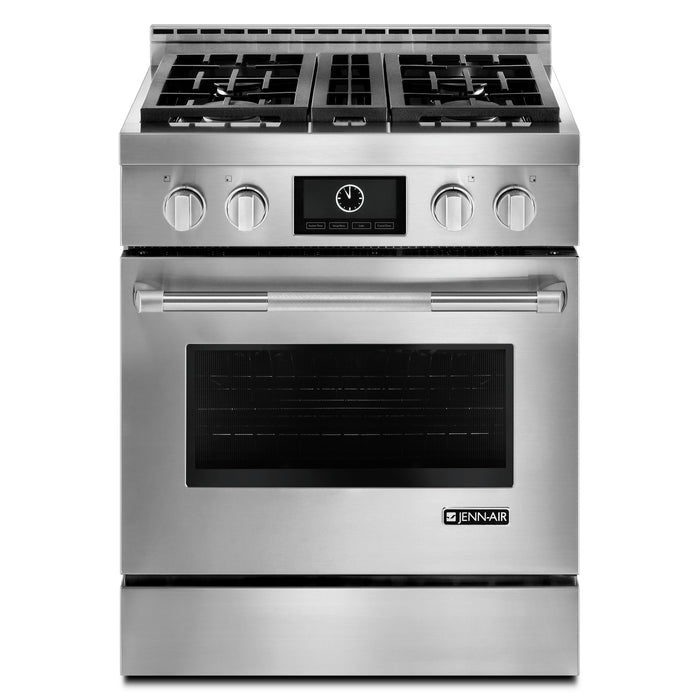 Jenn-Air Pro-Style Gas Range with MultiMode Convection, 30""
