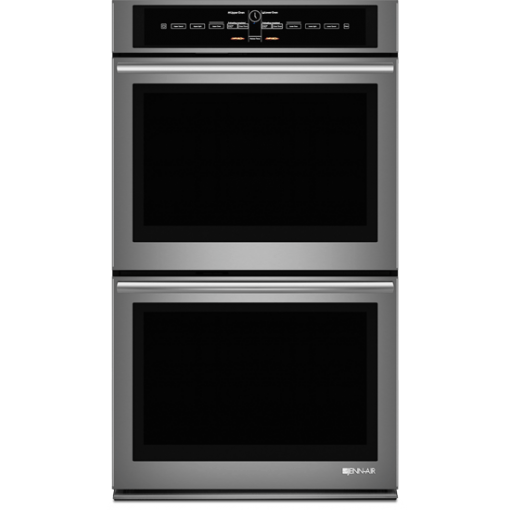 "Jenn-Air 30"" Double Wall Oven with V2™ Vertical Dual-Fan Convection System - Wall Oven - Jenn-Air - Topchoice Electronics"