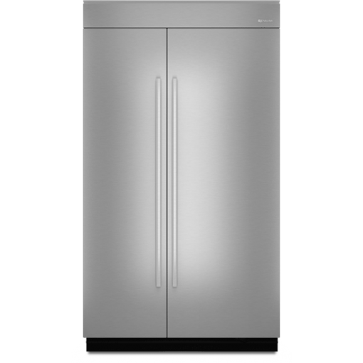 Jenn-Air JPK48SNXESS 48-inch Panel Kit for Fully Integrated Built-In Side-by-Side Refrigerator - Euro Style Stainless Steel - Refrigerator - Jenn-Air - Topchoice Electronics