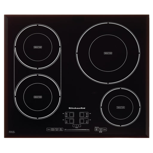 KitchenAid 24-Inch, 4-Element Induction Cooktop