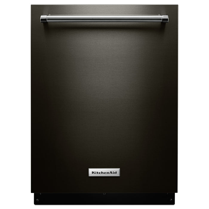 KitchenAid 46 DBA Dishwasher with Third Level Rack and PrintShield Finish