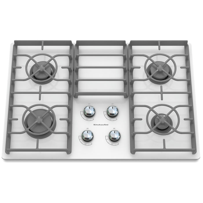 KitchenAid 30-Inch 4-Burner Gas Cooktop, Architect Series II