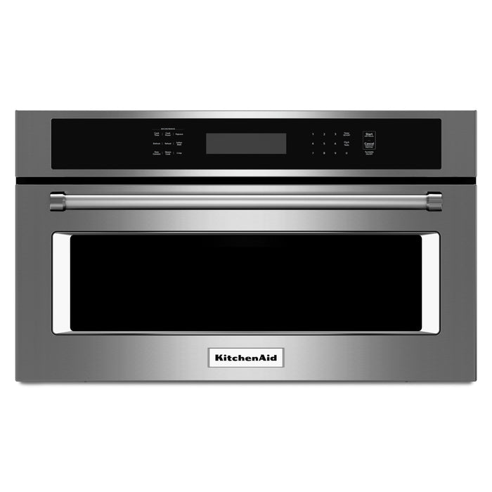 "KitchenAid 30"" Built In Microwave Oven with Convection Cooking"