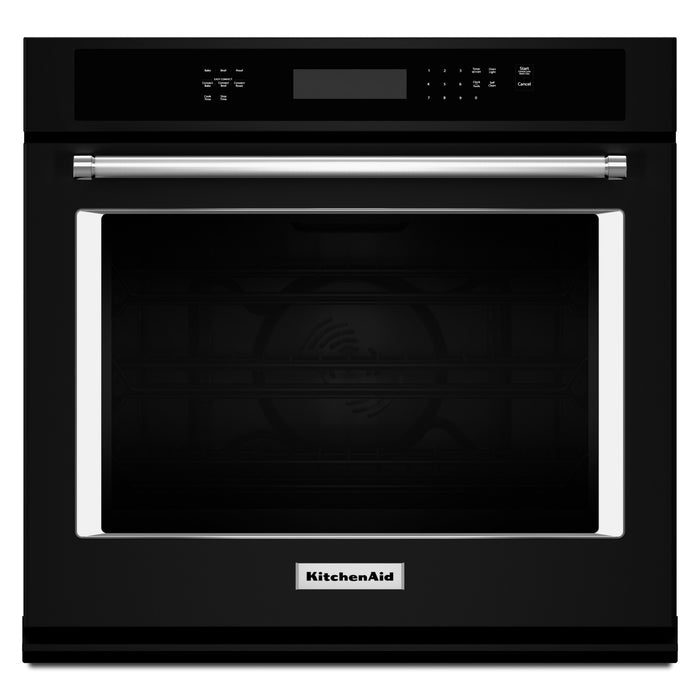 "KitchenAid 30"" Single Wall Oven with Even-Heat True Convection"